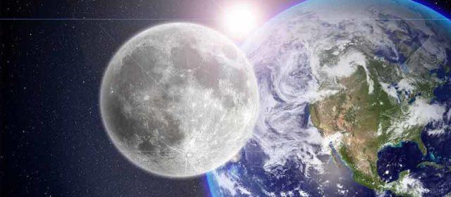 Kako nastaje usporavanje Zemljine rotacije i udaljavanje Meseca od Zemlje