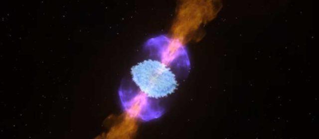 Sudar neutroskih zvezda je glavni astronomski događaj 2017. godine