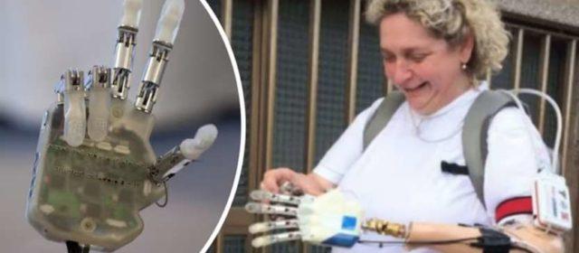 Prva nosiva bionička ruka sa osećajem dodira: Bliži se dan kada će bioničke proteze biti dostupne svima