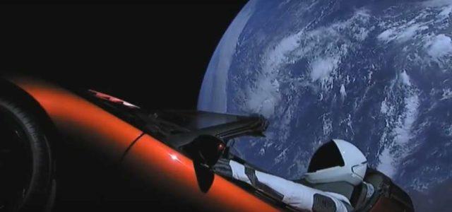 Starman za volanom kola u svemiru: Nezaboravna slika koja će ući u legendu
